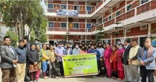 गुल्मीमा मानव अधिकार तथा शान्ति समाज गठन