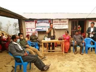 निशुल्क महिला स्वास्थ्य शिविरमा पहिलो दिन नै १४० बढिले लिए सेवा