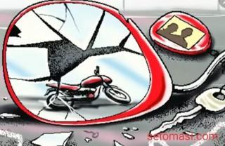 मोटरसाइकल दुर्घटना परि गुल्मीमा एकको मृत्यु