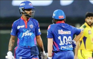 आइपीएल क्रिकेट : दिल्लीले चेन्नेईलाई ७ विकेटले हरायो